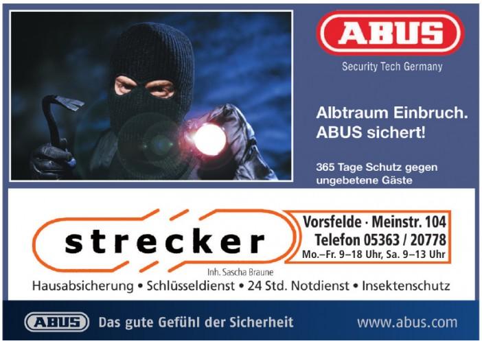 Strecker - Abus