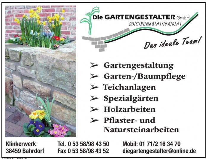 Die Gartengestalter Schemainda GmbH