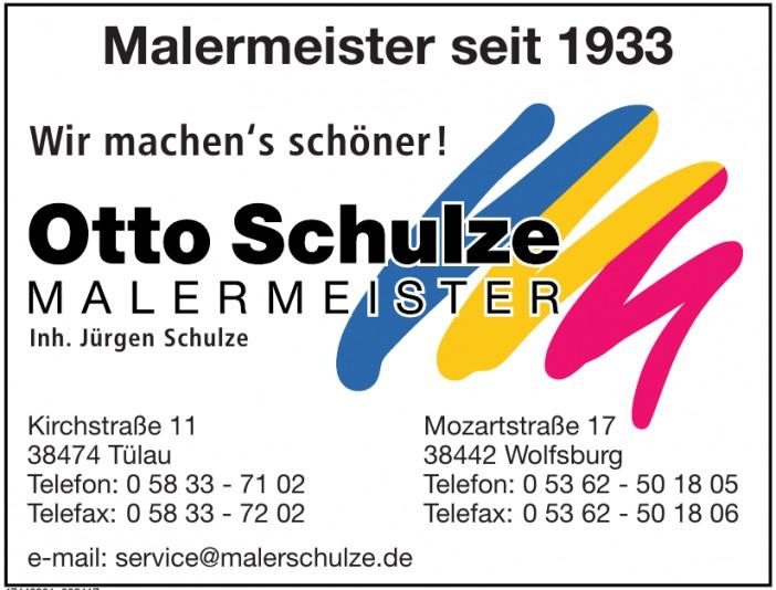 Otto Schulze Malermeister