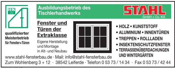 Stahl GmbH + Co. KG