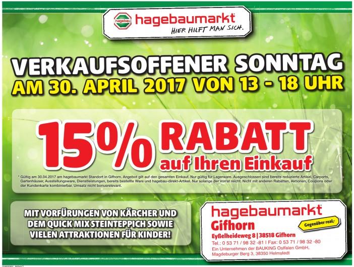 Hagebaumarkt Gifhorn