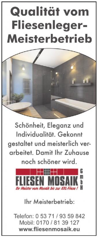 Fliesen Mosaik GmbH