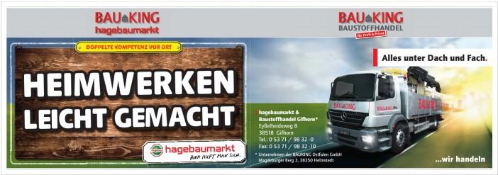 BAUKING GmbH Hagebaumarkt & Baustoffhandel Gifhorn