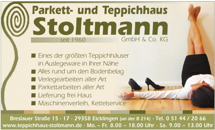 Parkett- und Teppichhaus Stoltmann GmbH & Co. KG