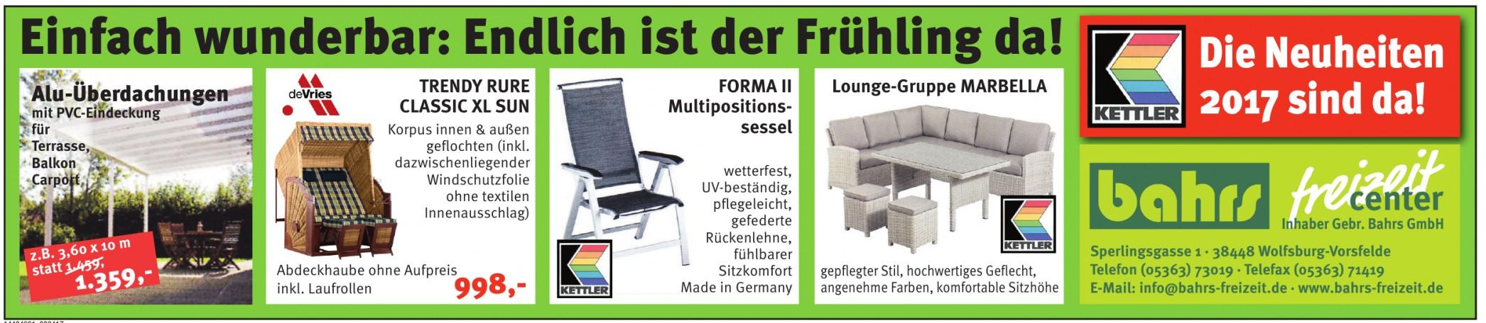 Bahrs Freizeitcenter Vertriebs GmbH